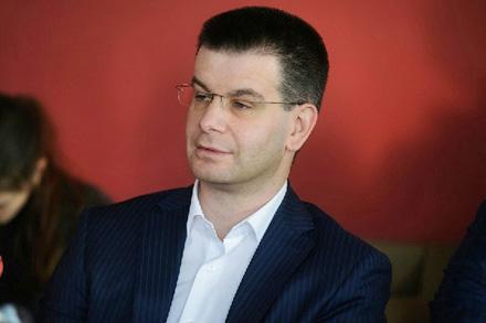 Гендиректор компании Петрополь Марк Лернер.