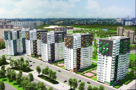 Начинается заселение жилого комплекса Складская 27-28.